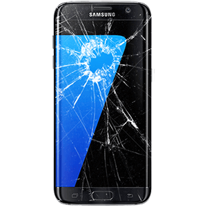 Broken Samsung Phone