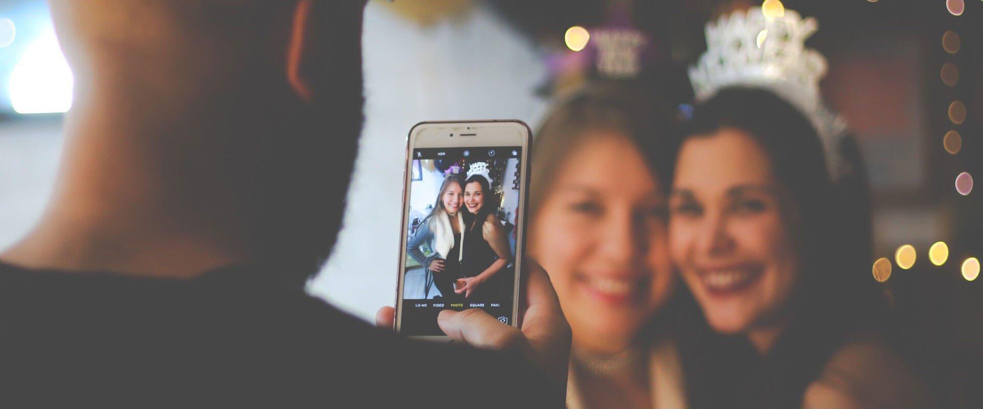 iPhone-fotos backup