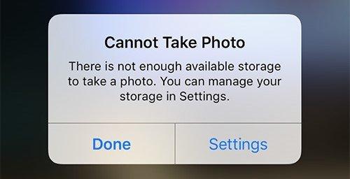 iPhone не может делать фотографии Передача фотографий с iPhone на компьютер