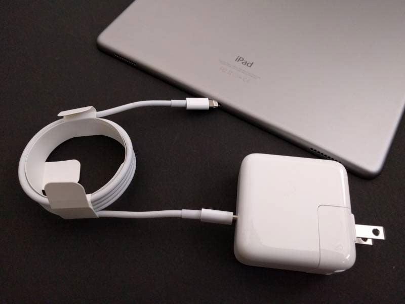 charge ipad
