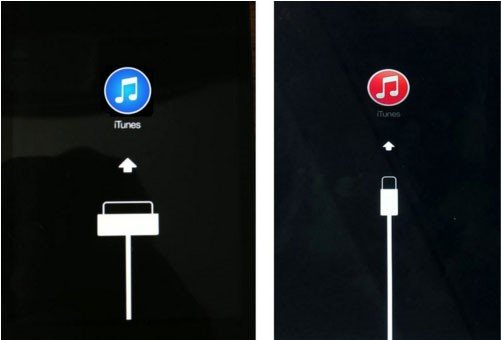 Slut iPad til iTunes-skærm