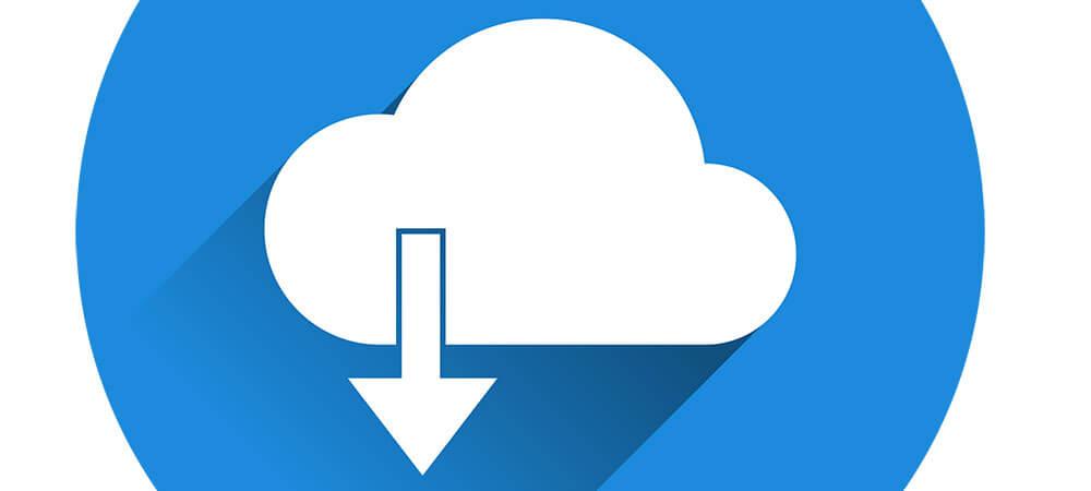 Download iCloud Backup
