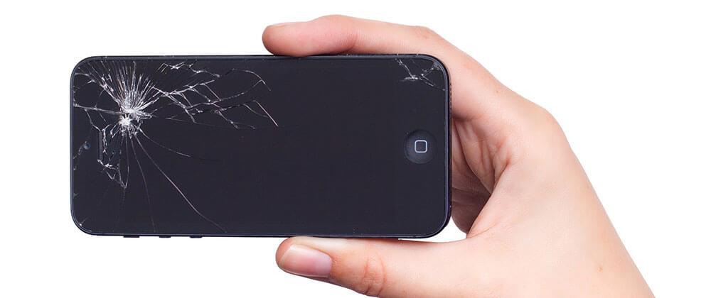 ٹوٹے ہوئے آئی فون سے تصاویر بازیافت کریں۔