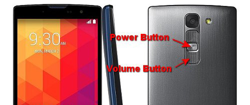 Hard Reset LG Phone