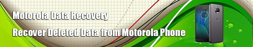 Motorola Veri Kurtarma