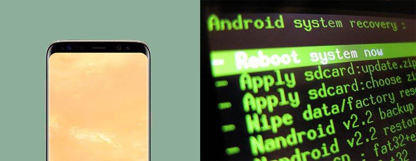 Android Systemwiederherstellung
