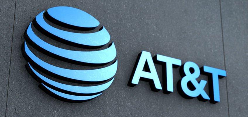 Telefon AT & T rejestruje wiadomości tekstowe