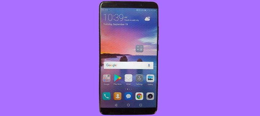 Huawei میٹ 10