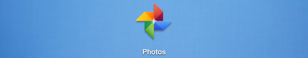 Launch Google Photos on Phone