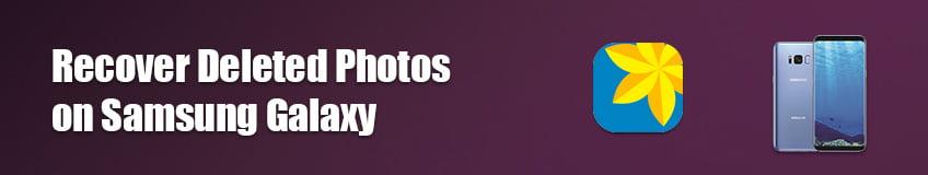 Gelöschte Fotos auf dem Samsung Phone wiederherstellen