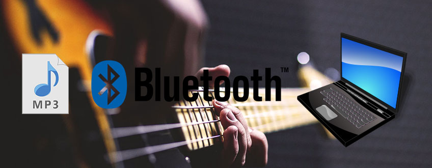 Transfer Music Through Bluetooth