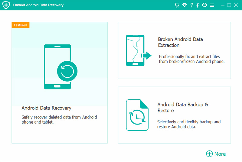 Windows 7 DataKit Android Data Recovery 3.0.17 full