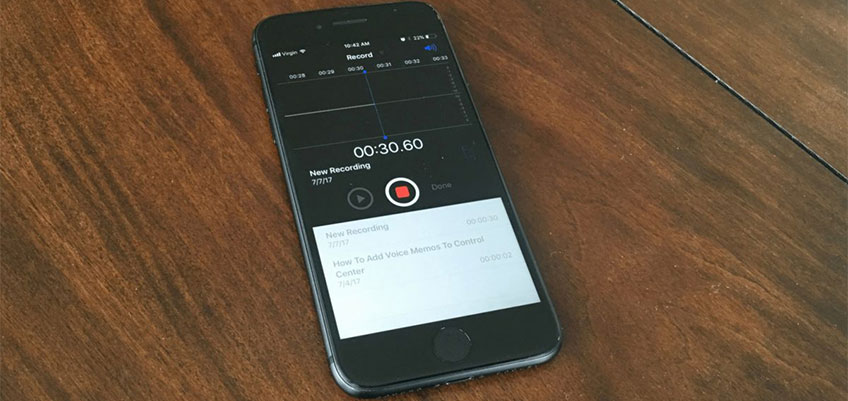 How to Undelete Voice Memos from iPhone
