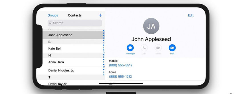 iPhone Contact Disappeared - How to Recover Deleted iPhone Contacts