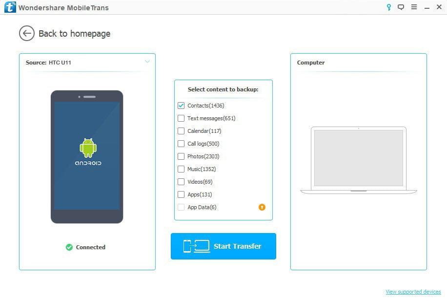 Yhteystiedot Androidista Iphoneen