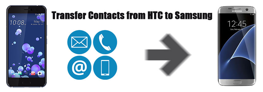 Transfer Contact from HTC to Samsung