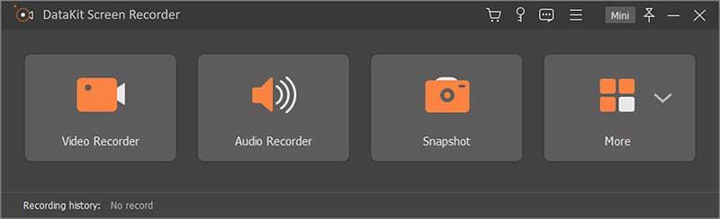 DataKit Mac Screen Recorder 2.1.2