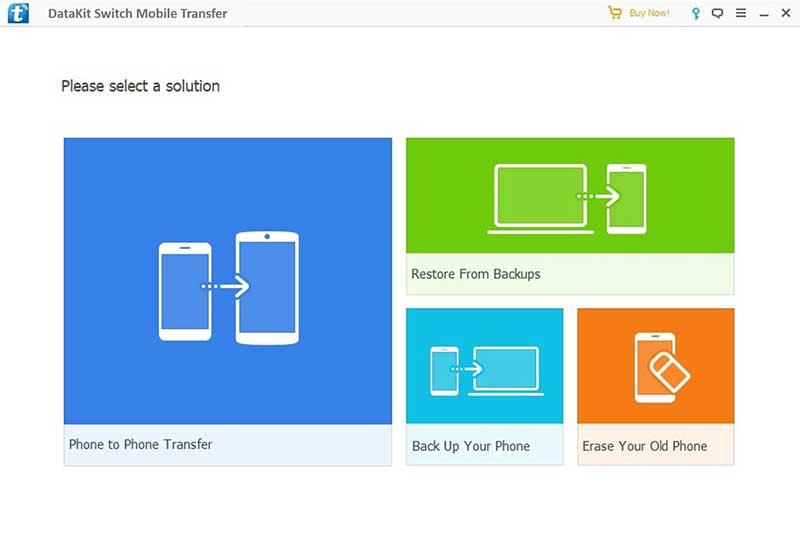 DataKit Mac Switch Mobile Transfer 6.3.14