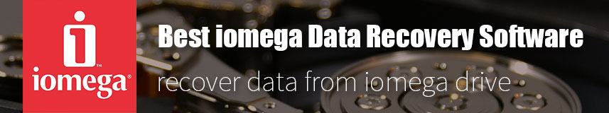 iomega Data Recovery Software on Windows and MacOS