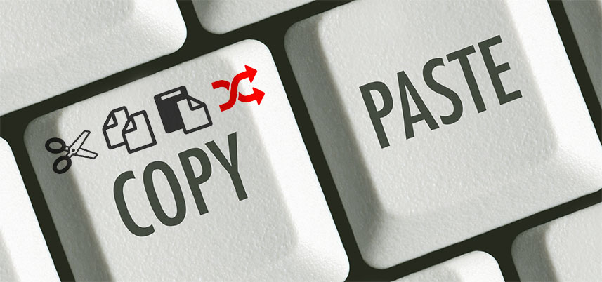 Recover file lost with Copy and Paste or Cut and Paste