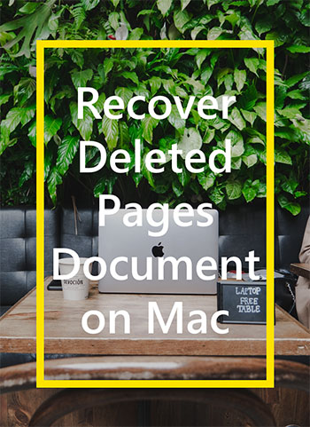 recover pages