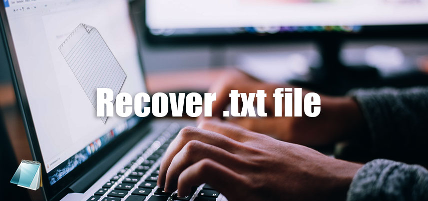 Recover Txt File