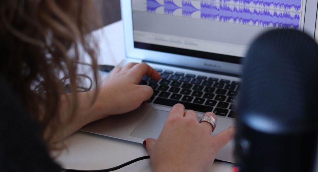 Восстановить запись голоса