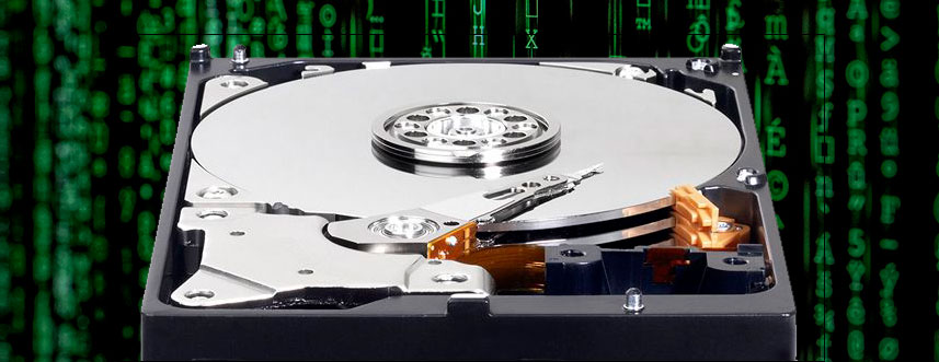 Recover Data from Encrypted Hard Drive