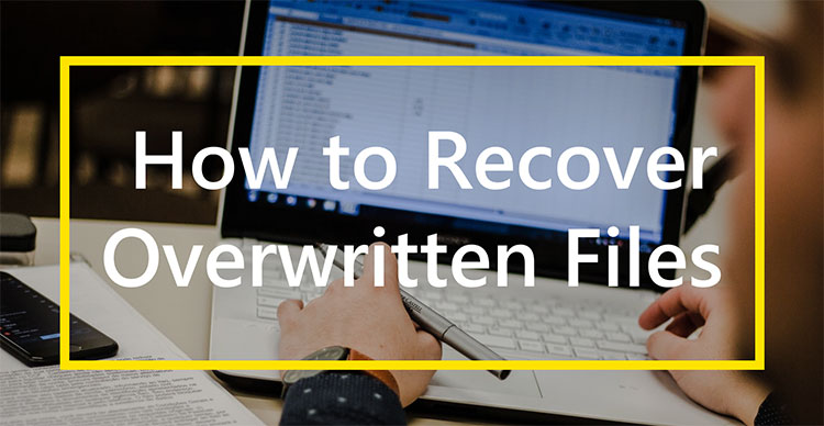 recover overwritten file