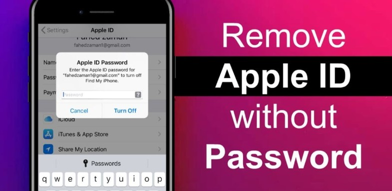 Remove Apple ID Without Password