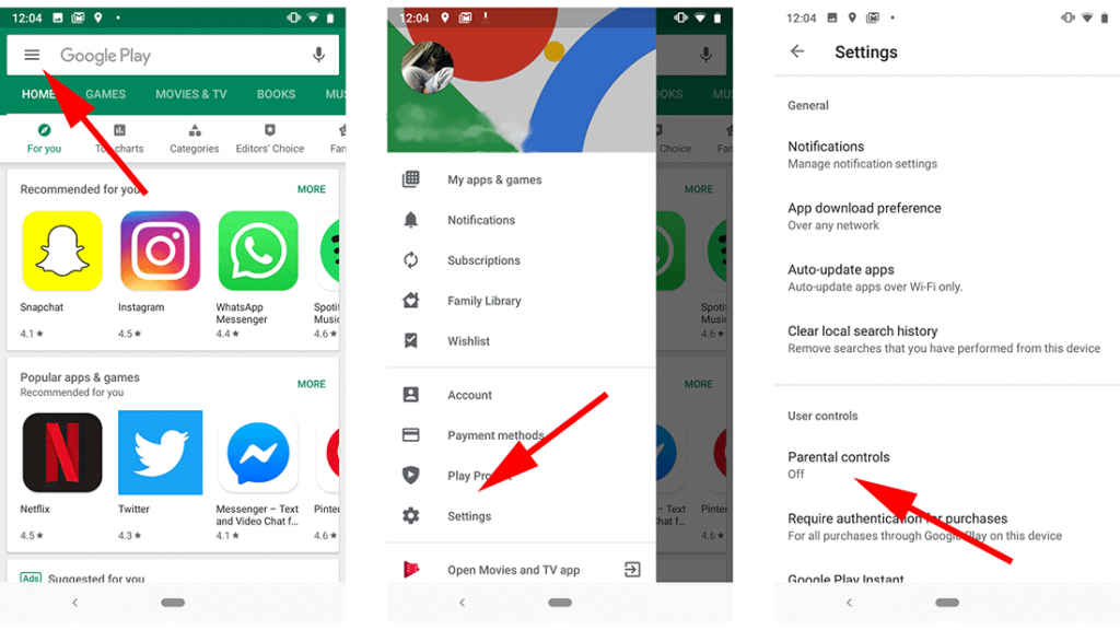 How to Set Up Parental Controls on Android to Block Porn Apps